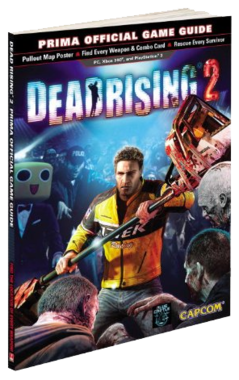 Dead Rising 2 Official Game Guide (Paperback)