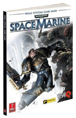Warhammer 40,000: Space Marine Official Game Guide