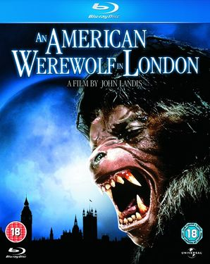 An American Werewolf in London [Blu-ray][Region Free]