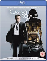 Casino Royale Blu-Ray Movie