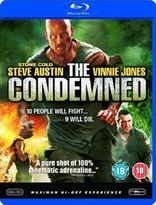 The Condemned Blu-Ray Movie