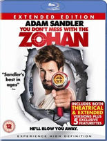 Don't Mess with the Zohan Blu-Ray Movie