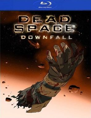 Dead Space Downfall Blu Ray