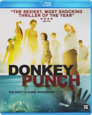 Donkey Punch Blu Ray
