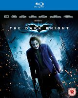 The Dark Knight: Batman Blu Ray