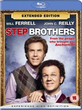 Step Brothers Blu Ray