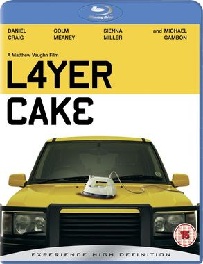 Layer Cake Blu-Ray Movie