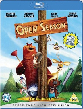 Open Season Blu-Ray Movie