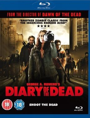 Diary Of The Dead [Blu-ray] [2007]
