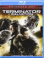Terminator Salvation - Extended Cut [Blu-ray] [2009]