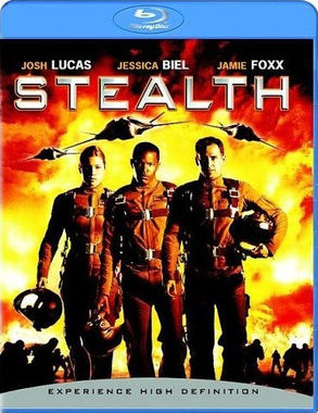 Stealth Blu-Ray Movie