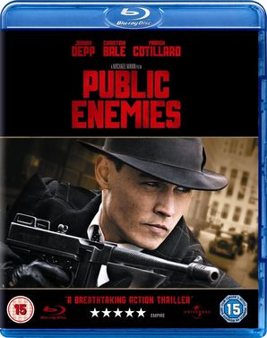 Public Enemies [Blu-ray] [2009]