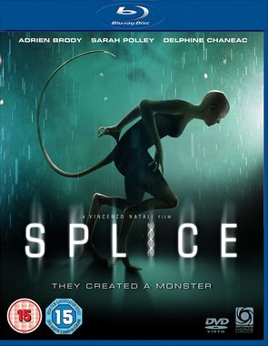 Splice (Double Play Blu-ray + DVD) [2010]