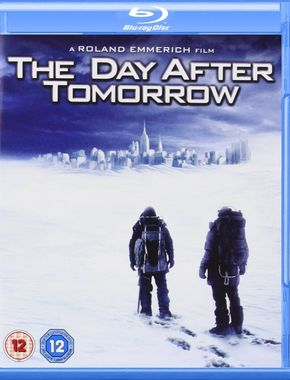 The Day After Tomorrow [Blu-ray]