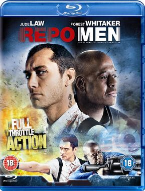 Repo Men [Blu-ray][Region Free]
