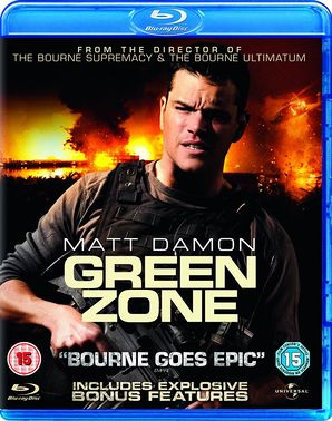 Green Zone [Blu-ray][Region Free]