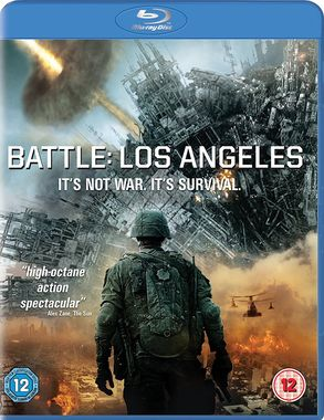 Battle: Los Angeles [Blu-ray][Region Free]