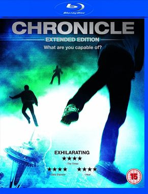 Chronicle: Extended Edition (Blu-ray + Digital Copy)[Region
