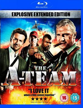 The A-Team Movie: Extended Explosive Edition (Blu-ray)