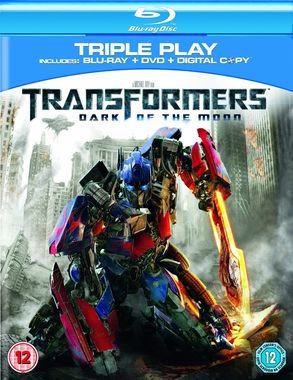 Transformers: Dark of the Moon [Blu-ray + DVD] [Region Free]