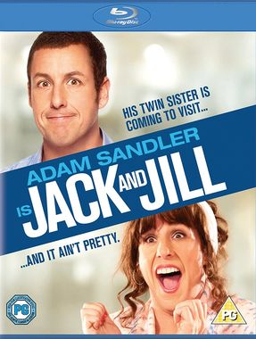 Jack and Jill (Blu-ray + UV Copy) [2012]