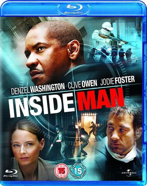 Inside Man [Blu-ray] [Region Free]