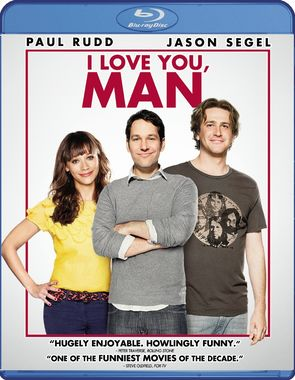 I Love You, Man [Blu-ray] [2009]