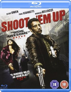 Shoot 'Em Up Blu-ray Movie
