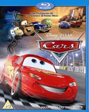 Cars [Blu-ray] [2006] [US Import]