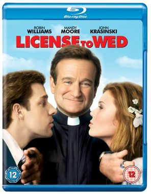 Licence to Wed Blu-Ray Region Free