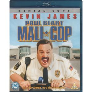 Paul Blart Mall Cop (Rental Copy) Blu-Ray
