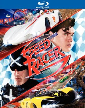 Speed Racer [Blu-ray] [2008]
