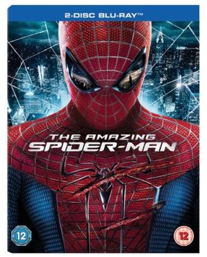 The Amazing Spider-Man (Blu-ray + UV Copy) [2012]