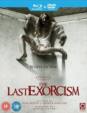 The Last Exorcism - Double Play (Blu-ray + DVD) [2010]