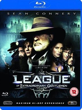 The League of Extraordinary Gentlemen Blu-Ray Movie