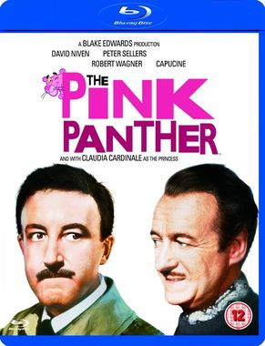 The Pink Panther [Blu-ray] [1963]