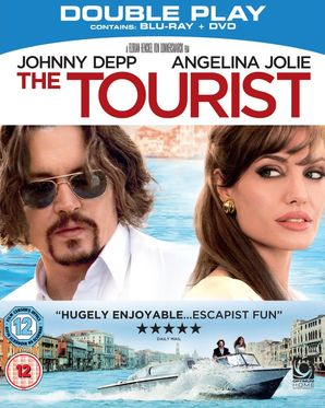 The Tourist (Blu-ray Double Play)