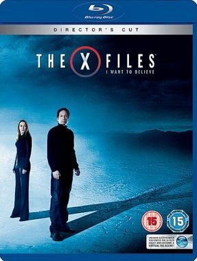 The X Files: I Want To Believe [Blu-Ray]