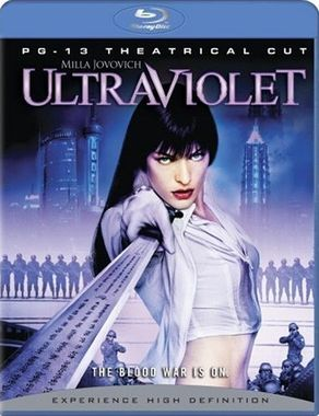 Ultra Violet Blu-Ray Movie
