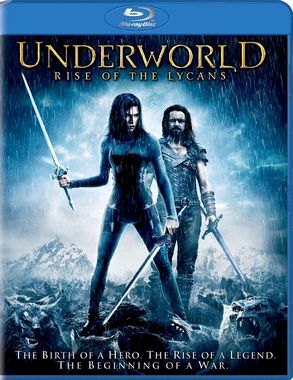 Underworld - Rise Of The Lycans Blu Ray