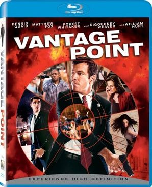 Vantage Point Blu-Ray Movie