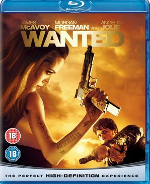 Wanted Blu-Ray Movie