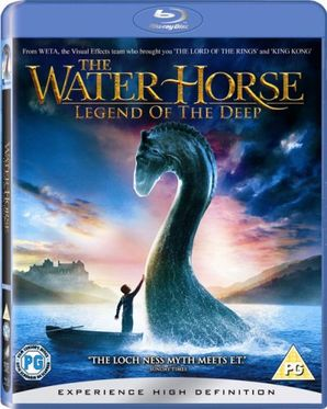 Water Horse: Legend of the Deep Blu Ray