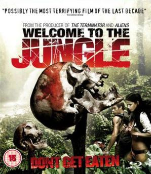 Welcome To The Jungle [Blu-ray] [2007]