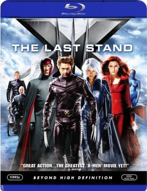 Xmen The Last Stand Blu-Ray Movie