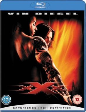 xXx Blu-Ray Movie