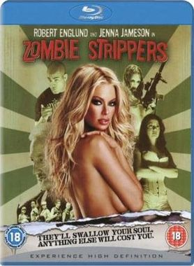 Zombie Strippers [Blu-ray] [2007]