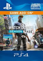 Watch Dogs 2 Season Pass (Digital Product)