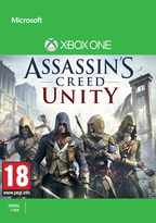 Xbox Live Game Download - Assassin's Creed Unity -  Xbox One