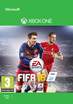 Xbox Live Game Download - FIFA 16 - Xbox One